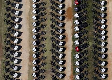 Caminhões da Ford fabricados em São Bernardo do Campo