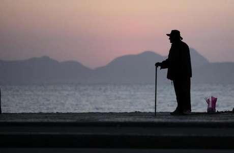 Praia de Copacabana 13/9/2011 REUTERS/Ricardo Moraes