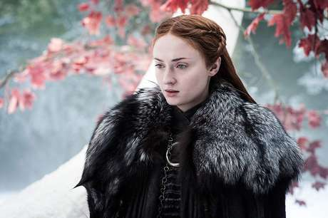 Sophie Turner em 'Game of Thrones' (2011)