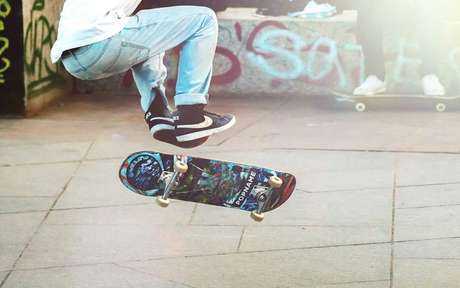 Andar de skate: confira dicas para evitar lesões!