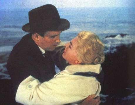 Cena do filme 'Um Corpo que Cai', de Alfred Hitchcock.