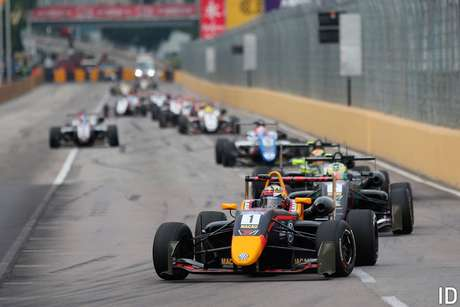 Equipes de Fórmula 3 completam shakedown em Magny Cours