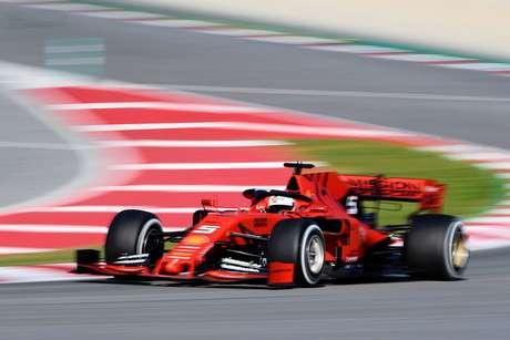 Dados da Pirelli indicam que a Ferrari é a mais rápida
