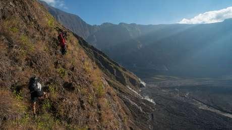 A erupção do Monte Tambora, em 1815, matou mais de 70 mil pessoas