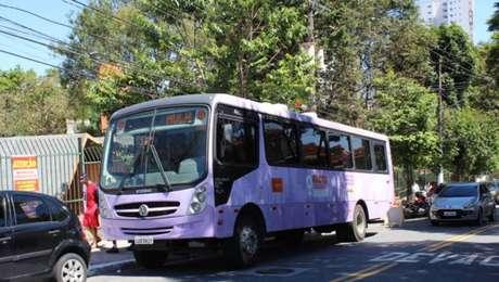 Ônibus lilás contra assédio estará nos blocos de maior concentração