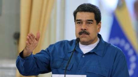 Presidente da Venezuela, Nicolás Maduro, tem apoio das Forças Armadas do país