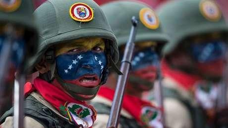 Exército venezuelano teve papel fundamental no conflito político e social dos últimos anos