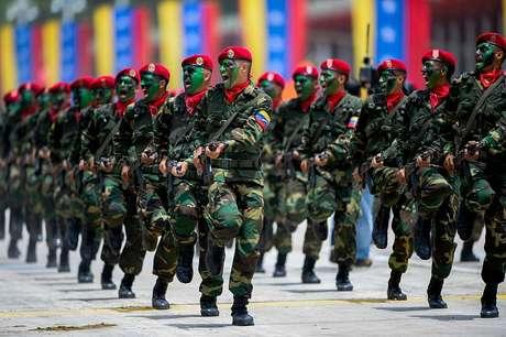 Maduro diz que Venezuela pode fazer frente à possível intervenção militar dos EUA