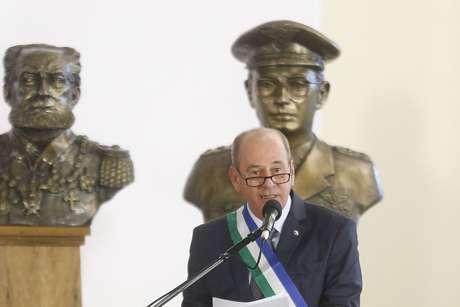 Ministro da Defesa, general Fernando Azevedo e Silva