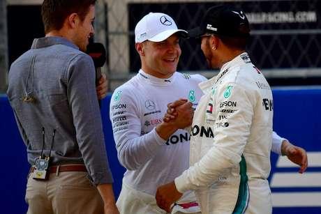 Valtteri Bottas: Mercedes não vai priorizar Lewis Hamilton