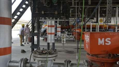 A Índia é um dos principais compradores de petróleo da Venezuela