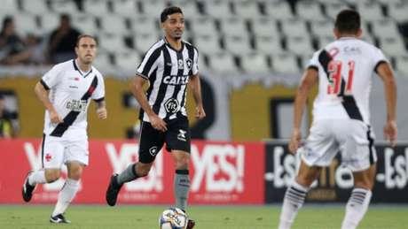 Com domínios distintos, Bota e Vasco empatam na Taça Rio