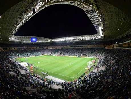 O Palmeiras receberá o Ituano às 21h30 da próxima quarta-feira, pelo Paulista, no Allianz Parque (Divulgação)