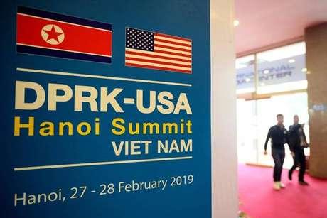 Preparativos para a cúpula entre Donald Trump e Kim Jong-un em Hanói, Vietnã