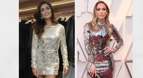 Juliana Paes e Jennifer Lopez (Fotos: AgNews/E! Entertainment/Divulgação