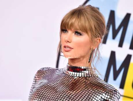 Taylor Swift no American Music Awards 2018