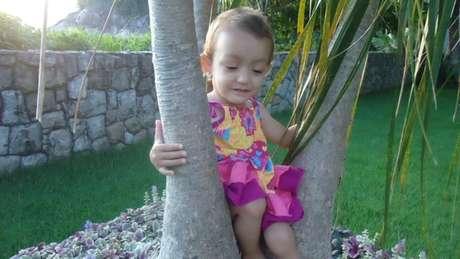 Manuela nasceu em janeiro de 2009