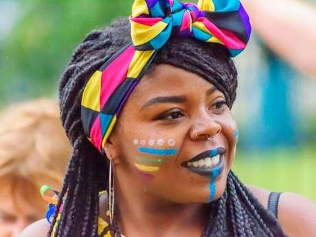 Na make de Carnaval, a dica é fazer uma pele com bases leves ou hidratantes com cor para driblar o calor