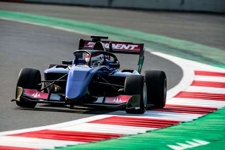 Pedro Piquet renova com a Trident e vai correr na FIA Fórmula 3