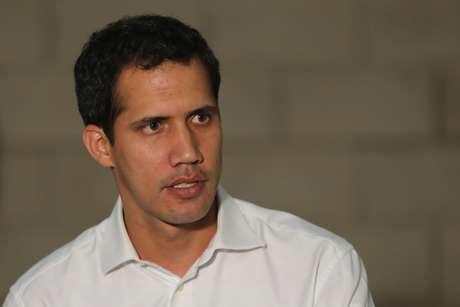 Juan Guaidó, líder da oposição na Venezuela