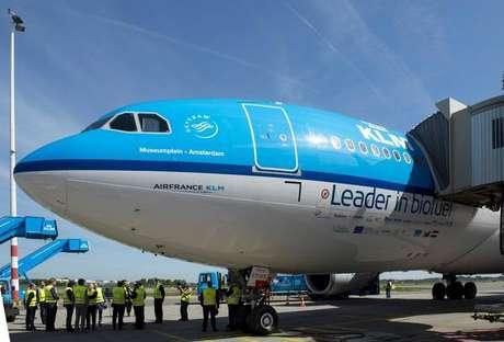 Holanda quer manter o aeroporto de Amsterdã como hub da KLM