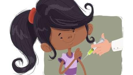 Crianças são ainda mais vulneráveis ao sarampo e a vacina é a melhor forma de prevenção contra a doença