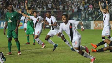 Último jogo: Vasco 4 x 3 Boavista - 4/3/2018