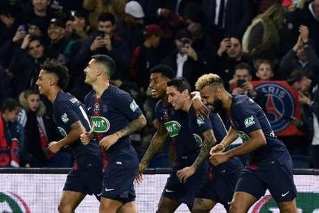 Líder isolado, PSG tem duelo contra o Caen, que é apenas o 18º colocado na Ligue One (Foto: Philippe Lopez/AFP)