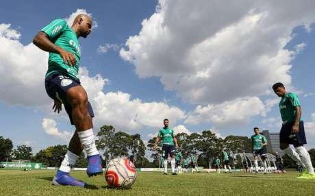 Felipe Melo ressalta importância de estar sempre 100% concentrado na Libertadores (Agência Palmeiras/Divulgação)