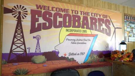 Escobares ganhou status de cidade em 2005, após uma mobilização de seus moradores para tal