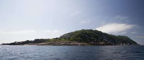 A Ilha da Queimada Grande, onde os pescadores náufragos se abrigaram até serem resgatados, é habitat natural da jararaca-ilhoa, uma das serpentes mais venenosas do mundo.