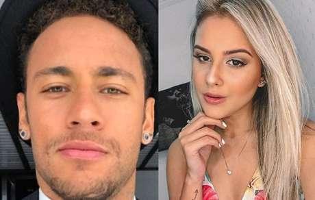 Neymar e Rafaela tiveram um caso neste Carnaval