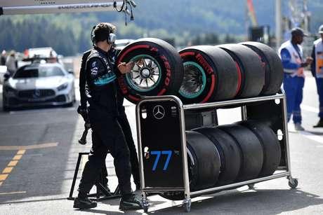 Pirelli revela seleção de pneus para o GP da Austrália