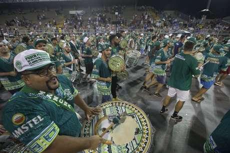 Mancha Verde é uma das escolas de samba do Grupo Especial.