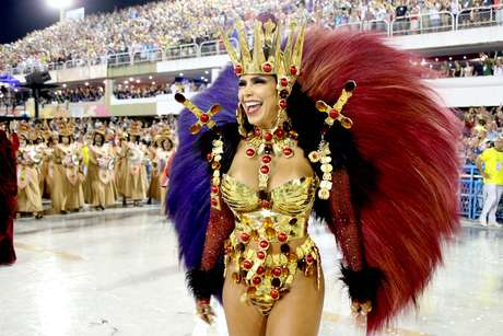 Raissa Machado, Rainha de Bateria da Viradouro