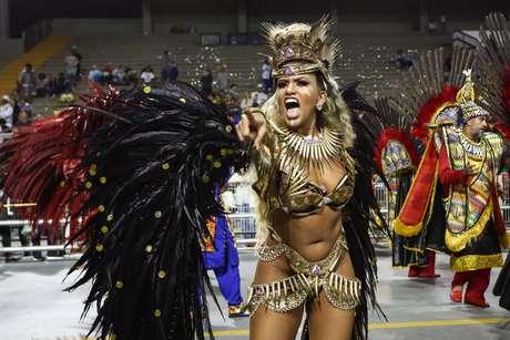 Pérola Negra é a campeã do Carnaval do grupo de acesso de São Paulo