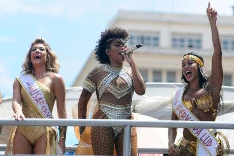 """""""Fervo da Lud"""" reuniu 2 milhões de pessoas e teve presenças VIP"""