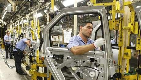 Fábrica da Renault, em São José dos Pinhais (PR) 02/08/2012 REUTERS/Rodolfo Buhrer