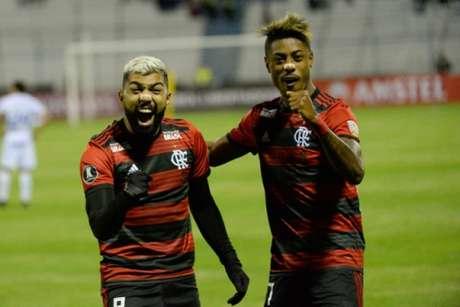 Confira a seguir a galeria especial do LANCE! com imagens da vitória do Flamengo sobre o San José nesta terça-feira