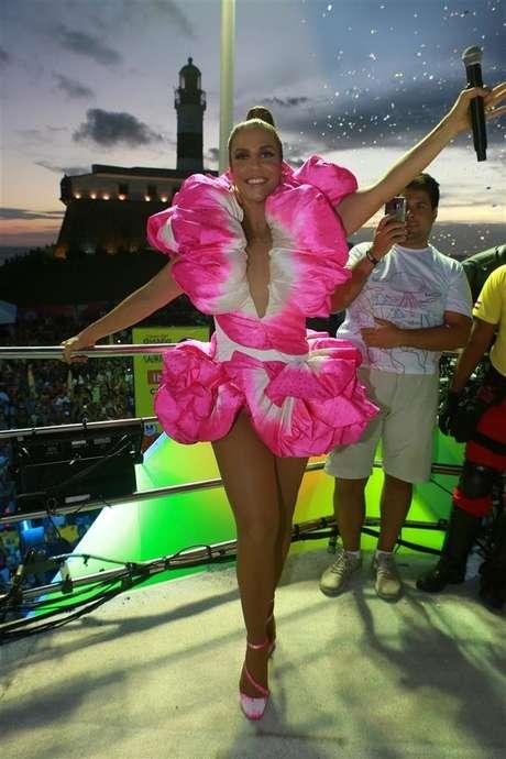 Ivete Sangalo voltou com tudo no Carnaval de 2019!