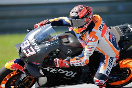 Marquez afirmou estar quase 100% apto para a abertura da MotoGP