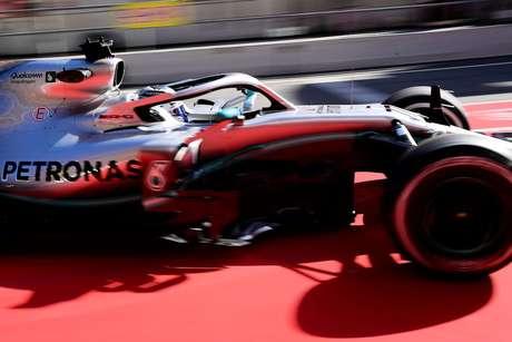 Bottas acha que a Mercedes será capaz de alcançar a Ferrari durante a temporada