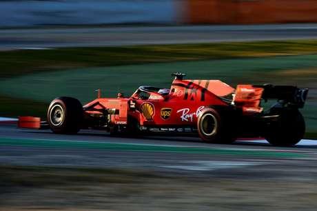 Ferrari afirma que nada com Leclerc é uma surpresa