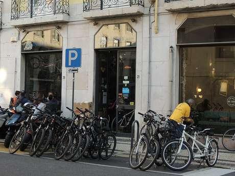 Lisboa de bike - Uma aventura deliciosa