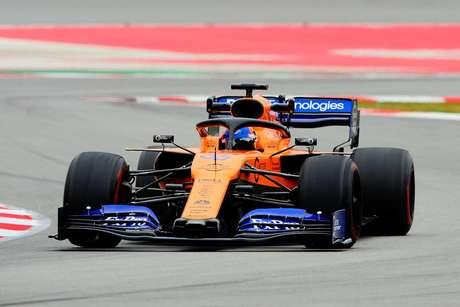 Sainz está esperançoso com a McLaren em 2019