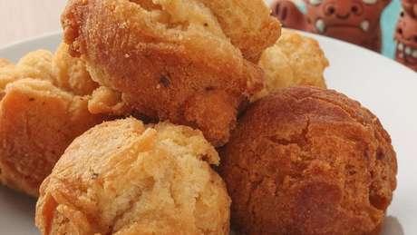Os 'donots' de Okinawa são um elemento importante da dieta dos habitantes da ilha