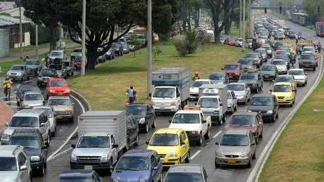 A construção de um metrô em Bogotá está aprovada e espera-se que a licitação aconteça nos próximos meses