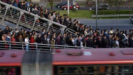 Estudo de consultoria se concentrou no volume de motoristas e não incluiu uma análise do transporte público