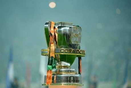 Troféu daCopa do Brasil.