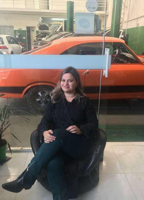 Vanessa Torigoe, que administra uma oficina desde 2012, expandiu o faturamento da empresa a um ritmo de5,5% ao ano.